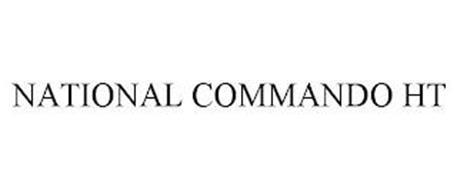 NATIONAL COMMANDO HT