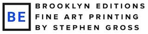 BE BROOKLYN EDITIONS FINE ART PRINTING BY STEPHEN GROSS