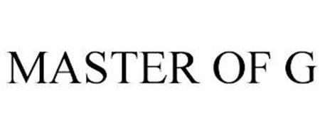 MASTER OF G