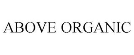 ABOVE ORGANIC