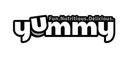 YUMMY FUN.NUTRITIOUS.DELICIOUS.