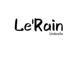 LE'RAIN UMBRELLA