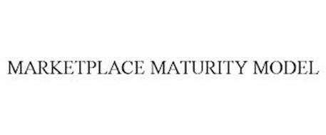 MARKETPLACE MATURITY MODEL