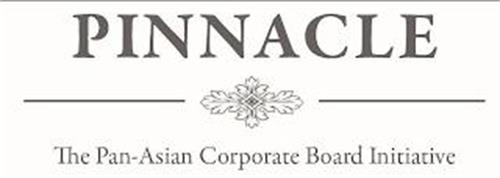 PINNACLE THE PAN-ASIAN CORPORATE BOARD INITIATIVE