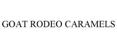 GOAT RODEO CARAMELS