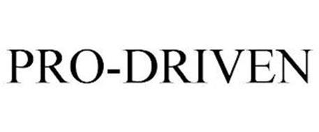 PRO-DRIVEN