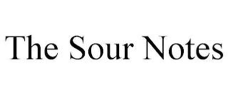 THE SOUR NOTES