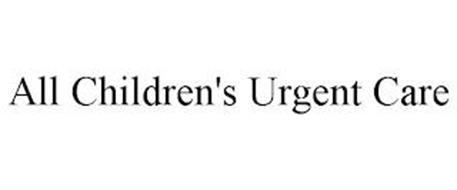 ALL CHILDREN'S URGENT CARE