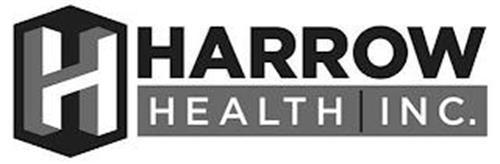 HH HARROW HEALTH | INC.