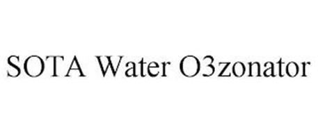 SOTA WATER O3ZONATOR