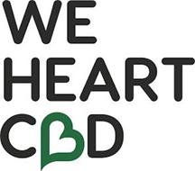 WE HEART CBD
