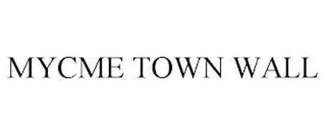 MYCME TOWN WALL
