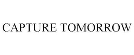 CAPTURE TOMORROW