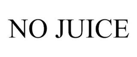 NO JUICE