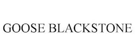 GOOSE BLACKSTONE