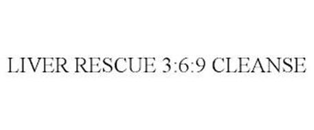 LIVER RESCUE 3:6:9 CLEANSE