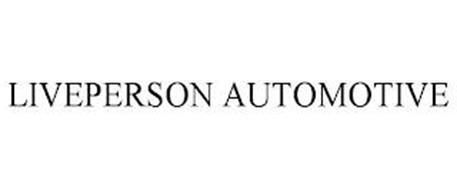 LIVEPERSON AUTOMOTIVE