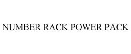 NUMBER RACK POWER PACK
