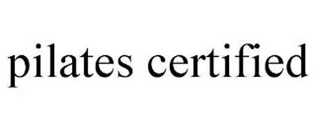 PILATES CERTIFIED