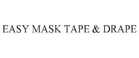 EASY MASK TAPE & DRAPE