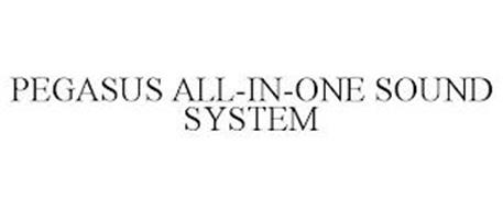 PEGASUS ALL-IN-ONE SOUND SYSTEM