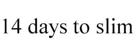14 DAYS TO SLIM