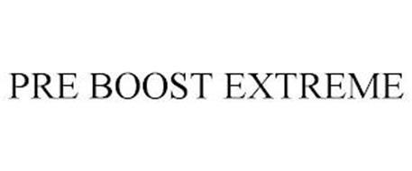 PRE BOOST EXTREME