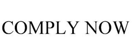 COMPLY NOW