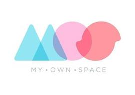 MOS MY · OWN · SPACE