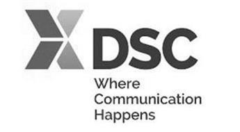 DSC WHERE COMMUNICATION HAPPENS