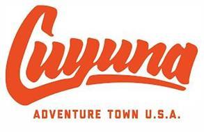 CUYUNA ADVENTURE TOWN U.S.A.