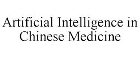 ARTIFICIAL INTELLIGENCE IN CHINESE MEDICINE