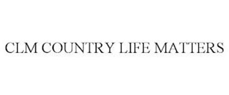 CLM COUNTRY LIFE MATTERS