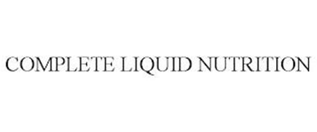 COMPLETE LIQUID NUTRITION