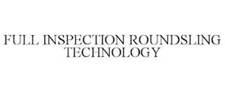 FULL INSPECTION ROUNDSLING TECHNOLOGY