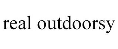 REAL OUTDOORSY