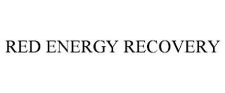 RED ENERGY RECOVERY