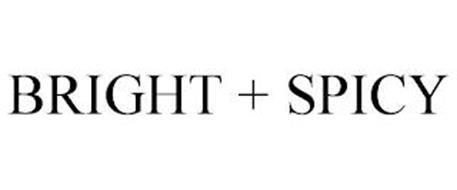 BRIGHT + SPICY