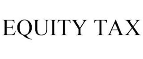 EQUITY TAX
