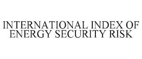 INTERNATIONAL INDEX OF ENERGY SECURITY RISK
