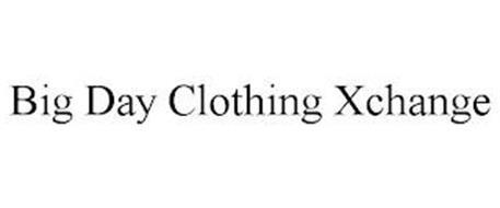 BIG DAY CLOTHING XCHANGE