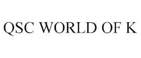 QSC WORLD OF K
