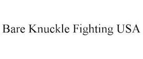 BARE KNUCKLE FIGHTING USA