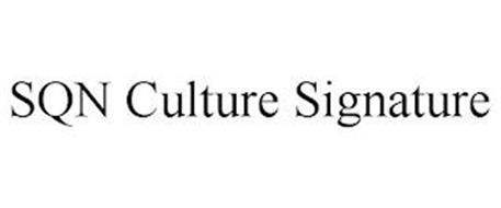 SQN CULTURE SIGNATURE