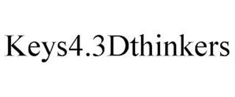 KEYS4.3DTHINKERS
