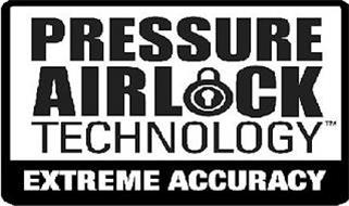 PRESSURE AIRLOCK TECHNOLOGY EXTREME ACCURACY
