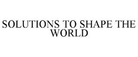 SOLUTIONS TO SHAPE THE WORLD
