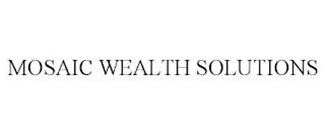 MOSAIC WEALTH SOLUTIONS