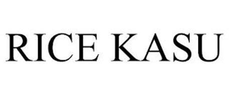 RICE KASU