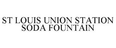 ST LOUIS UNION STATION SODA FOUNTAIN